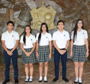 XVIII CONSEJO ESTUDIANTIL 2017-2018