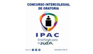 CONCURSO INTERCOLEGIAL DE ORATORIA 2018