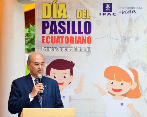 20. Palabras de agradecimiento a cargo del Dr. Abelardo Garc°a, Director General