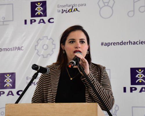 MSc. Adriana Rada, Directora Distrital del Cant¢n Samborond¢n