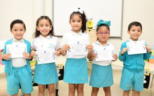 IPAC´S FIRST SPELLING BEE CONTEST