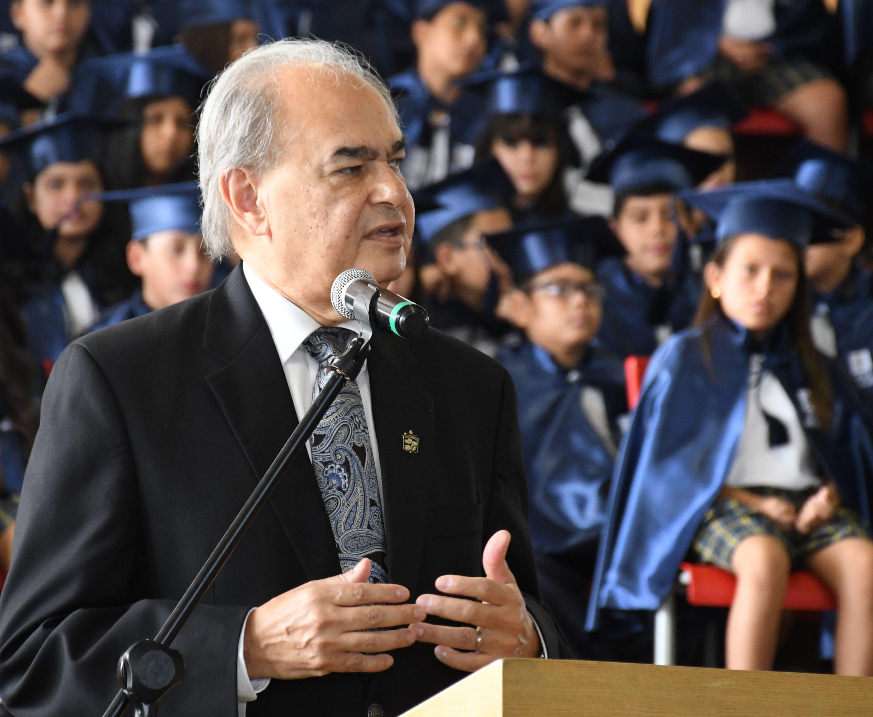Palabras de clausura a cargo del Dr. Abelardo Garc°a Director General IPAC