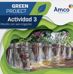Amco Green Project #3