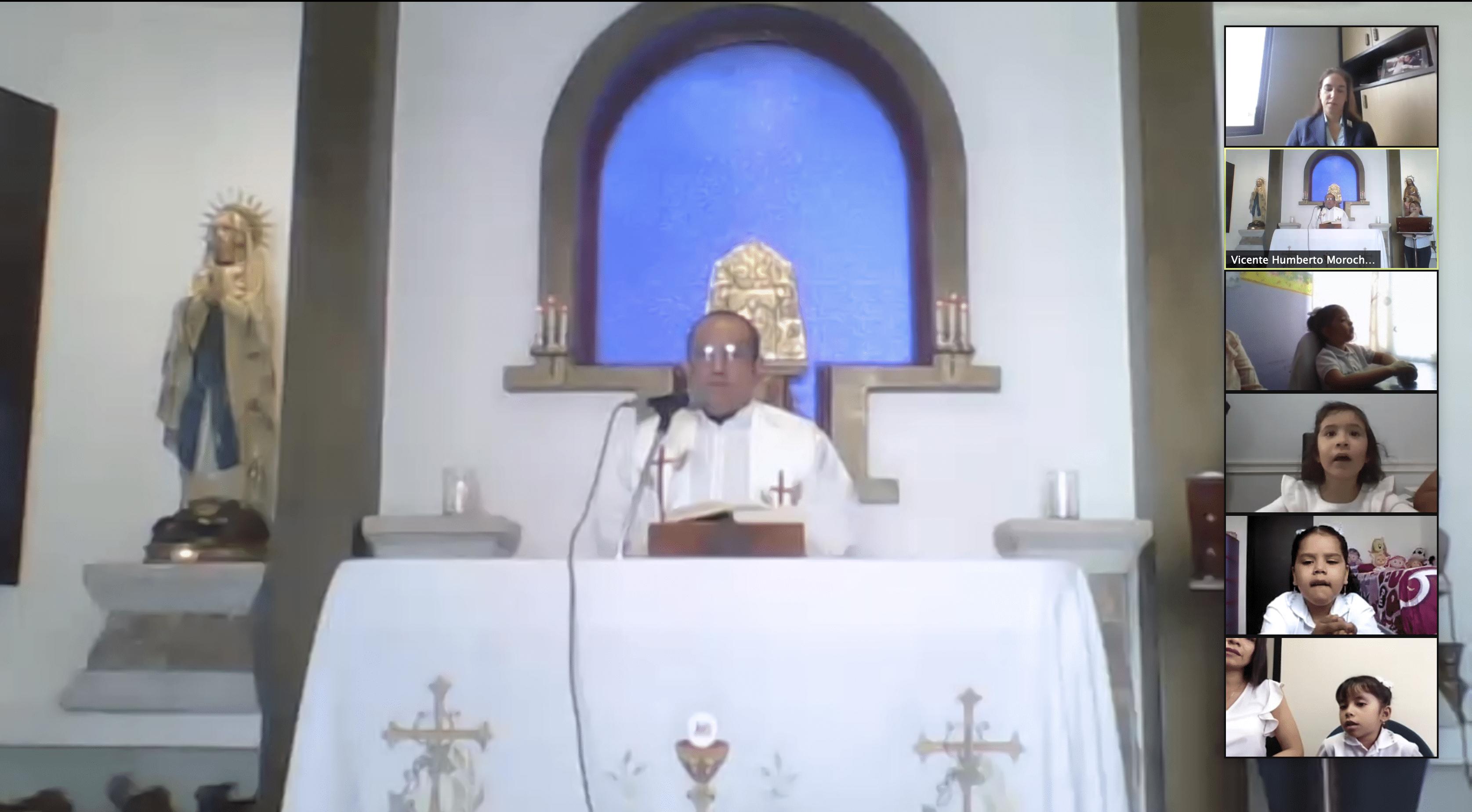 Consagración a la Virgen de Lourdes